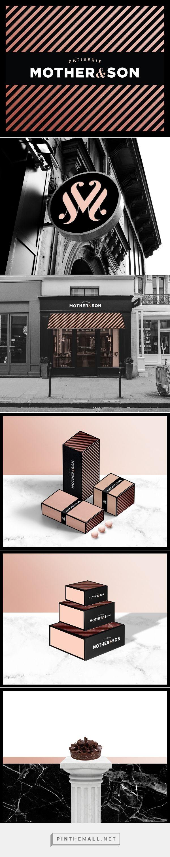 Mother & Son Patiserie Branding and Packaging by Omen Studio | Fivestar Branding Agency – Design and Branding Agency & Inspiration Gallery