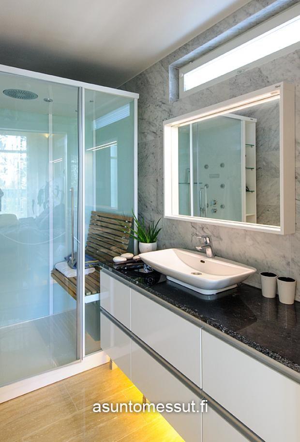 Kivenherra - Kylpyhuone | Asuntomessut