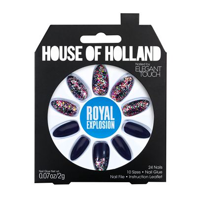 Elegant Touch House of Holland Nails - Royal Explosion