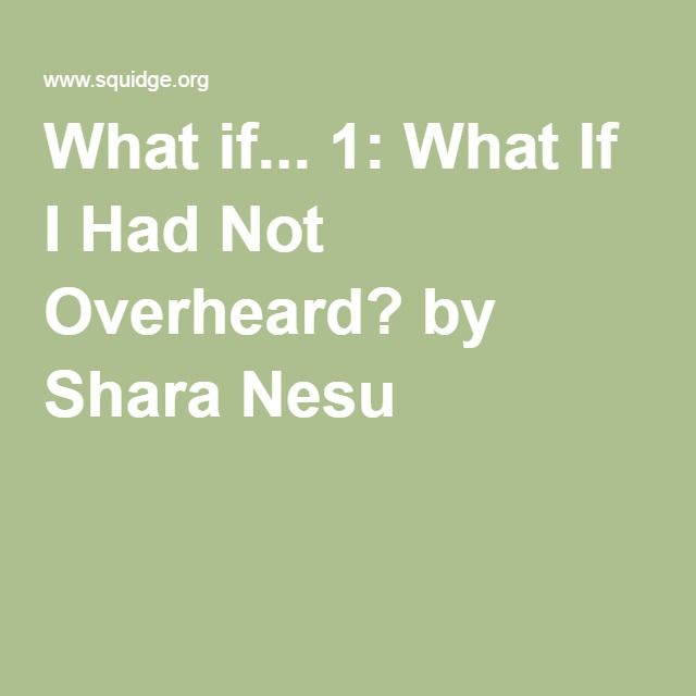 What if... 1: What If I Had Not Overheard? by Shara Nesu  Spike finds out that Angelus has a soul when Darla throws him out. Instead of letting Angelus go, Spike follows him and brings him home. This is where things really change from the Canon - as Angelus leaves China with Spike and Drusilla to begin a new life.