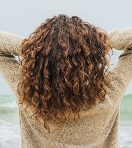 how to keep curly hair curly overnight