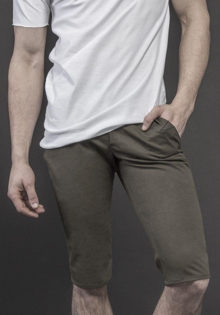 Men's short #PANTHEIST #CAVEINcollection #menswear pantheist.co