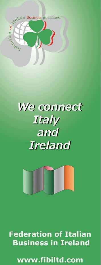 We connect Italy and Ireland :)