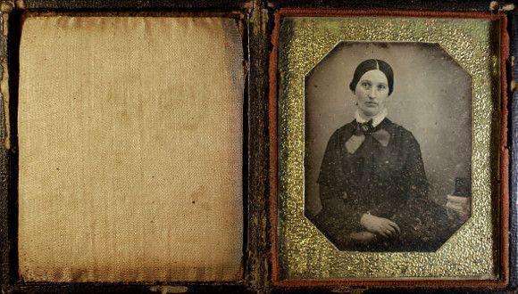 1850 - Daguerreótipo, Retrato, Fotógrafo anônimo (S. L.) | Coleção Waldyr da Fontoura Cordovil Pires/Acervo IMS