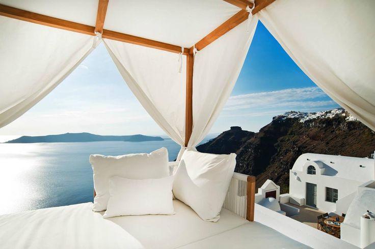 Villa Antelmi, Santorini, Greece // @tao_tay