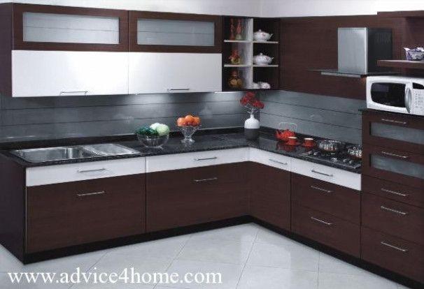 12 Indian Kitchen Interior Design Catalogues Di 2020 Ide Dapur Desain Furnitur Lemari Dapur