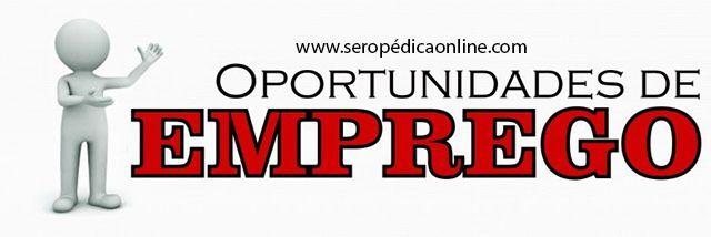 Inicie a nova semana com novo Emprego em Seropédica e Região
