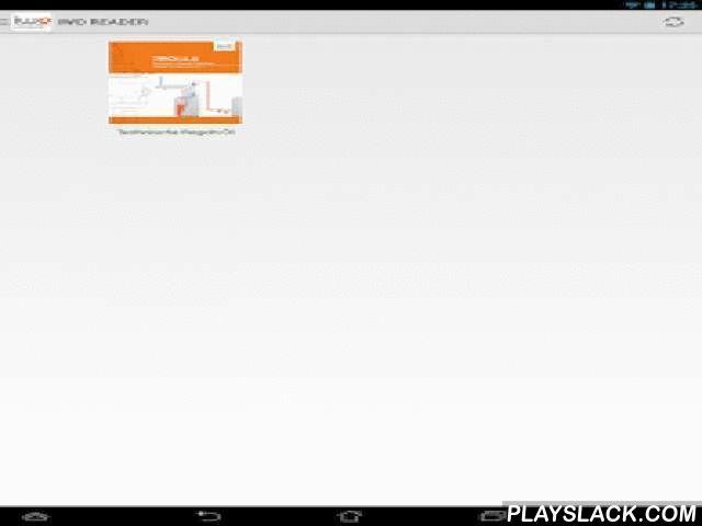 """IWO READER  Android App - playslack.com , IWO READERIst die Lese-App des Instituts für Wärme und Oeltechnik e. V.In erster Linie dient diese App der Veröffentlichung der digitalen Version des Fachbuches """"Technische Regeln Ölanlagen 2.0""""Mit dem Fachbuch """"Technische Regeln Ölanlagen"""" (TRÖl) hat IWO eine Zusammenstellung der Vorschriften und Rahmenbedingungen für die Errichtung von Ölheizungsanlagen veröffentlicht.Das Fachbuch TRÖl beschreibt die Anforderungen an Planung und Installation einer…"""