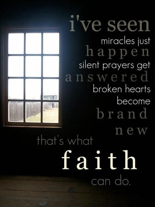 faith - Click image to find more Quotes Pinterest pins