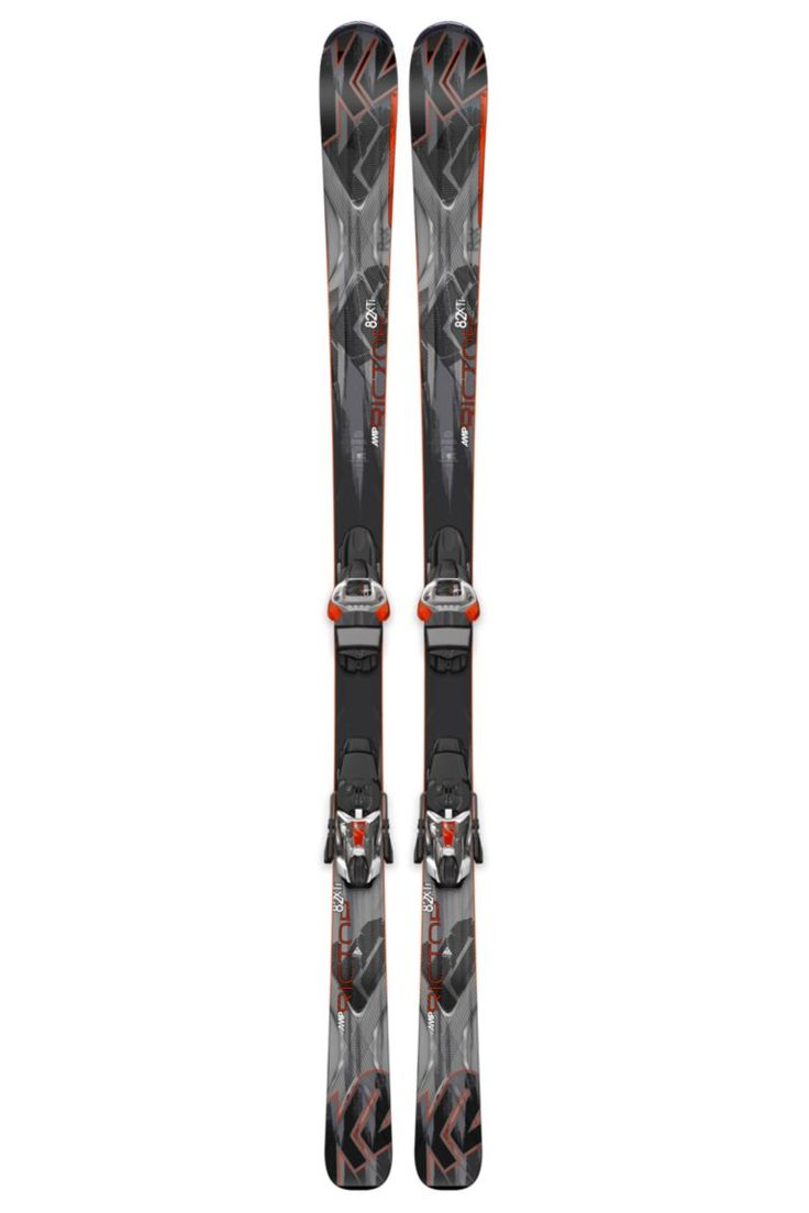 The revered K2 Amp Rictor 82 XTI Ski chassis features All-Terrain RoX Technology and is second to none when it comes to performance, edge hold and control for expert All Mountain skiers.