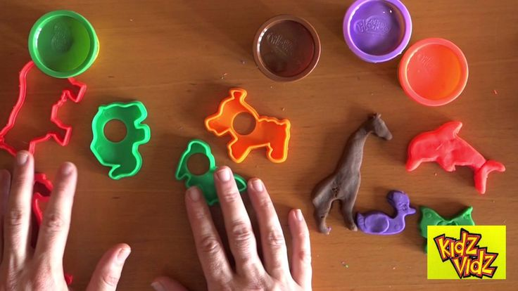 Fun with Play-Doh | Storyteller Media