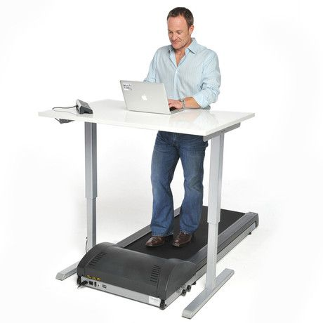 Treadmill Desk (What can possibly go wrong?)