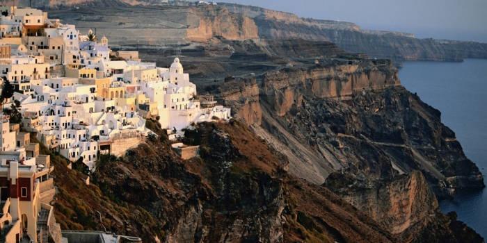 Santorini. My favourite Greek island.