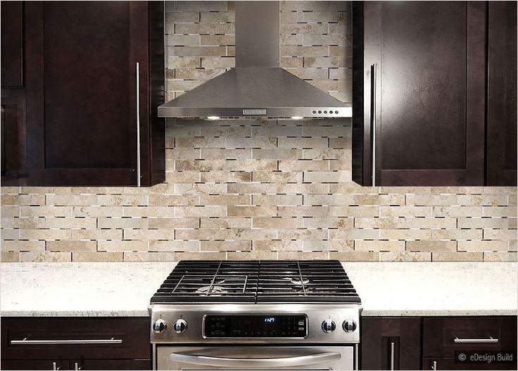 3x12 Subway Tile Kitchen