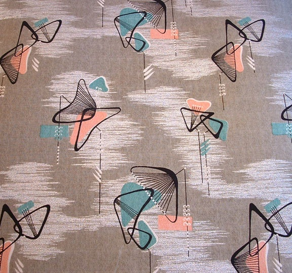 Melina Made Fabrics: Boomerang Mushroom: Midcentury Modern, Fabrics Pillows, Fabrics Obsession, Mushrooms Swatch, Patterns Fabrics Wallpapers, Patterns Recognition, Make Curtains, Boomerang Mushrooms, Mushrooms Fabrics