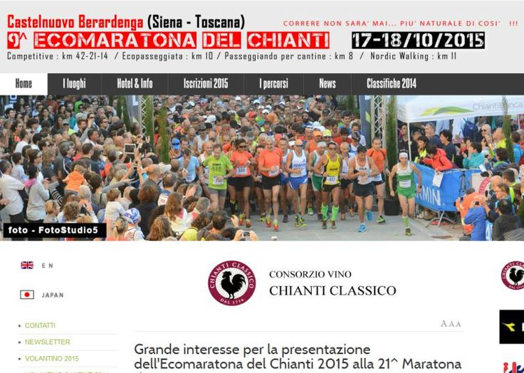 Ecomaratona del Chianti