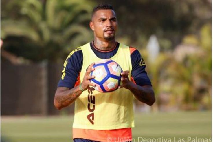 Kevin-Prince Boateng To Be Free Agent Next Week