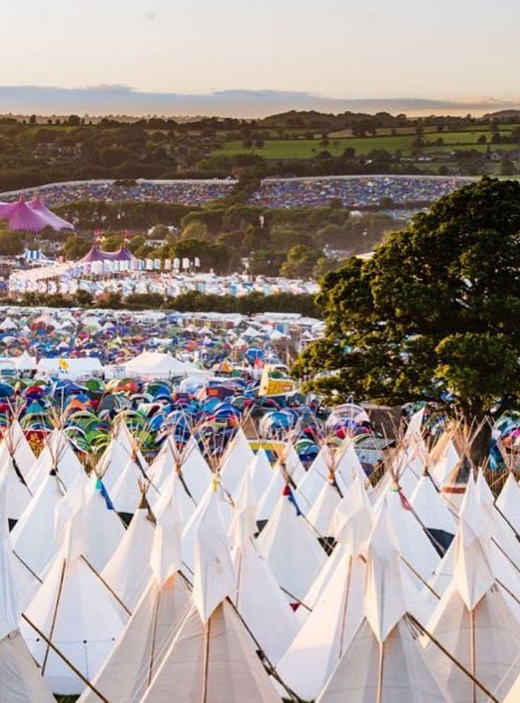 You Should Probably Read This Weather Update Before Heading To Glastonbury+#refinery29uk