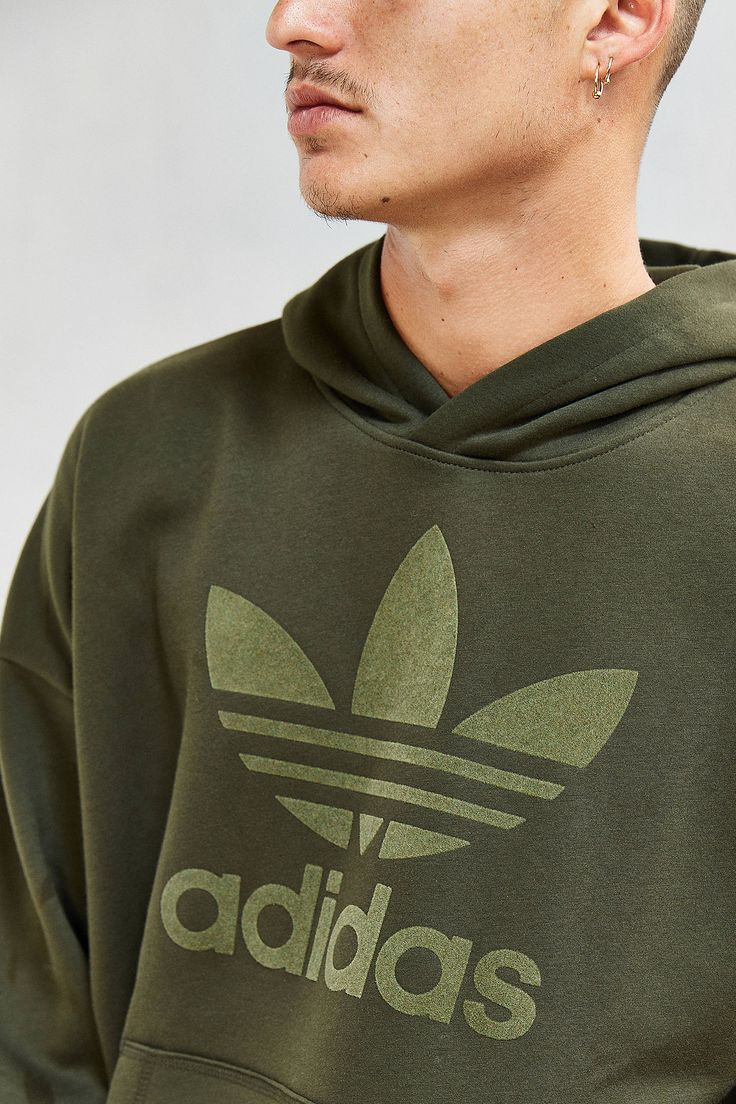 Slide View: 5: adidas Adicolor Fashion Hoodie Sweatshirt