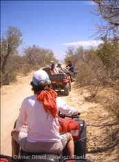 ATV Excursions: guided or unguided in Los Barriles, Mexico