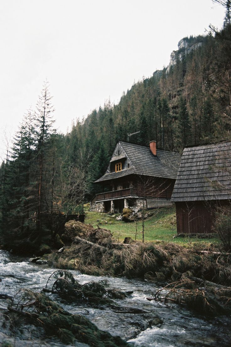 This is exactly the kind of place I want to live  looks like Tennessee and I'm obsessed