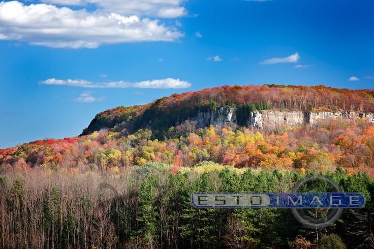Rock climbed in the Golden Horseshoe. Milton,Ontario