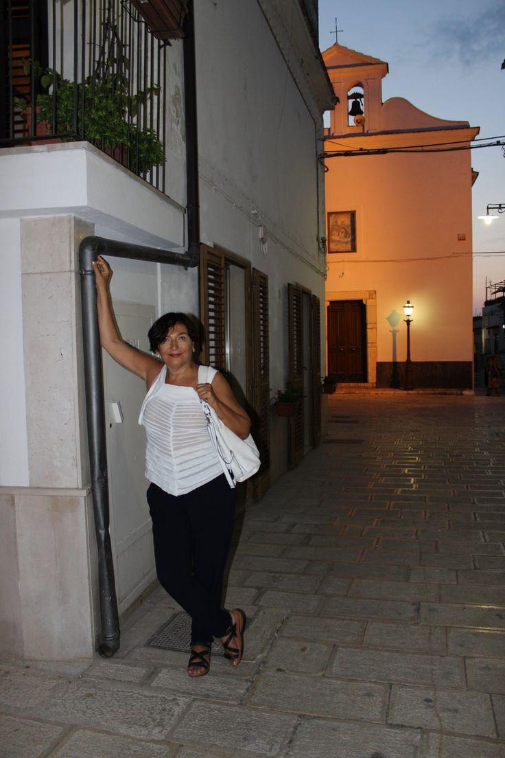 Antonia a San Nicandro (Puglia)