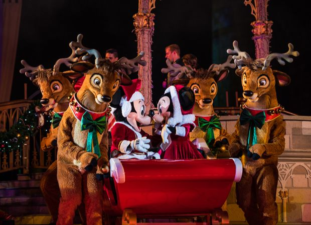 Mickey's Very Merry Christmas Party is a special hard ticket event held in the Magic Kingdom at Walt Disney World. For 2017, the party will be held Novembe