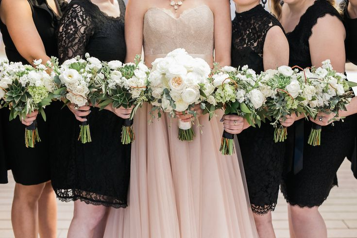 Photography: Slack Photography Floral Design: Vale of Enna Chicago Wedding