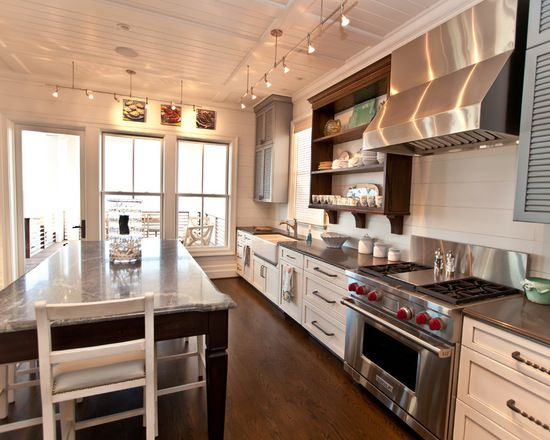 long track lighting. beach style kitchen with captivating basement track lighting long c