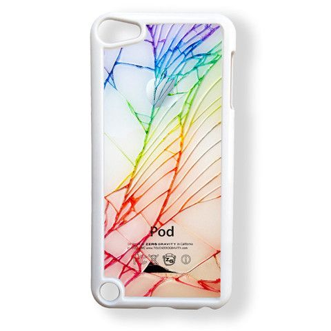 Cracked Out iPod 5 Case