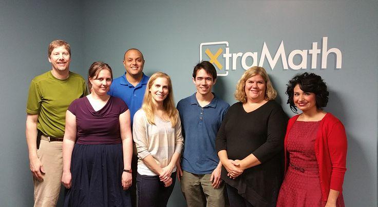 XtraMath Team Photo