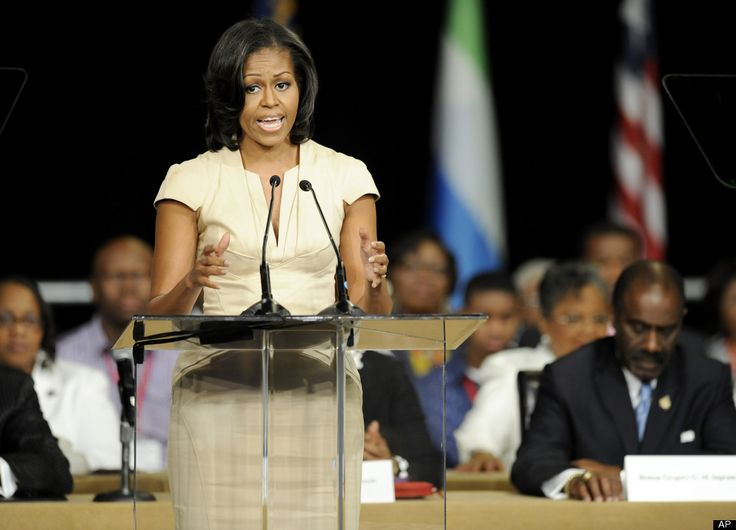 michelle obama analysis Michelle obama's dnc speech written at 7 grade levels above ann  as with  all previous smart politics analyses of the readability scores of.