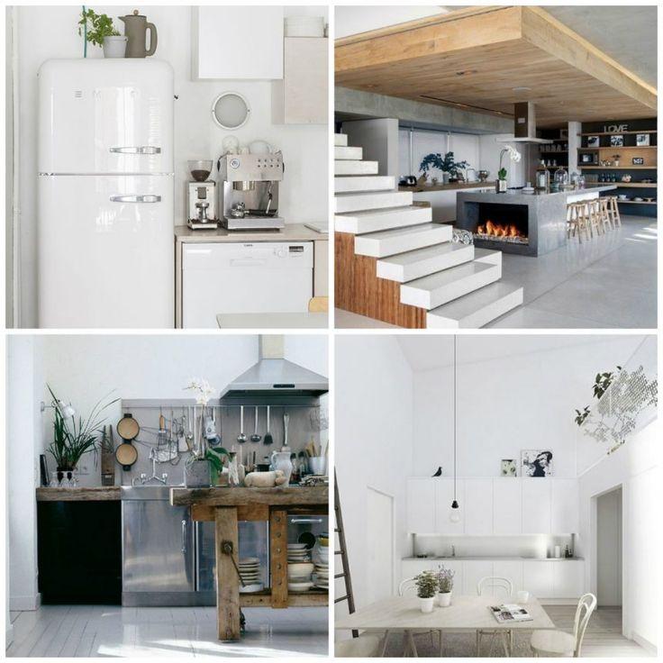 Leef Uniek | Inspiratie | Keuken *Inspiratie voor een hippe en moderne keuken*