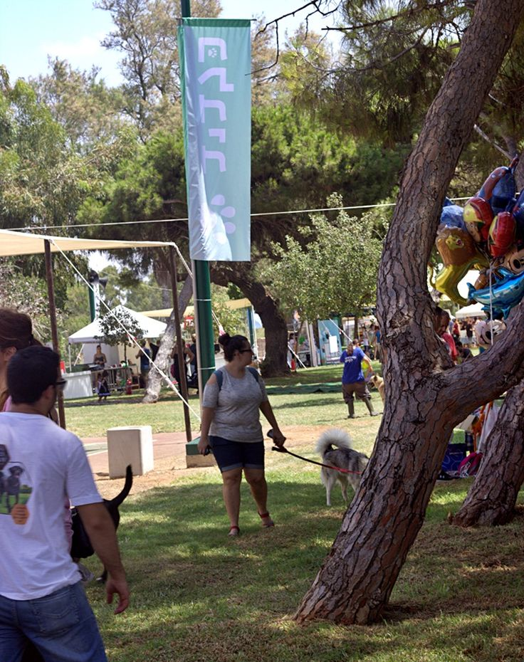 Dog Festival in Tel Aviv on August 26th