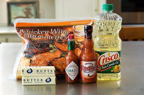 Buffalo wings-a winner in our house tonight! (Pioneer Woman)