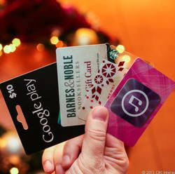 Give & Get: The Best Gift Card Freebies -- Around the holidays, retailers love handing out gift cards almost as much as we love getting them. You can earn free gift cards by making all kinds of purchases, including buying gift cards! With that in mind, we've rounded up some more awesome gift card-related freebies. Be sure to bookmark this page and check back often, as we'll be adding still more gift card freebies as we come across them.