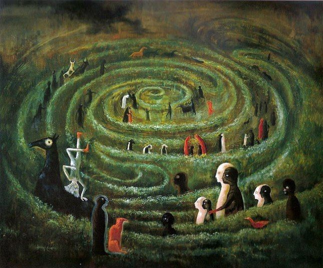 Labyrinth, 1991