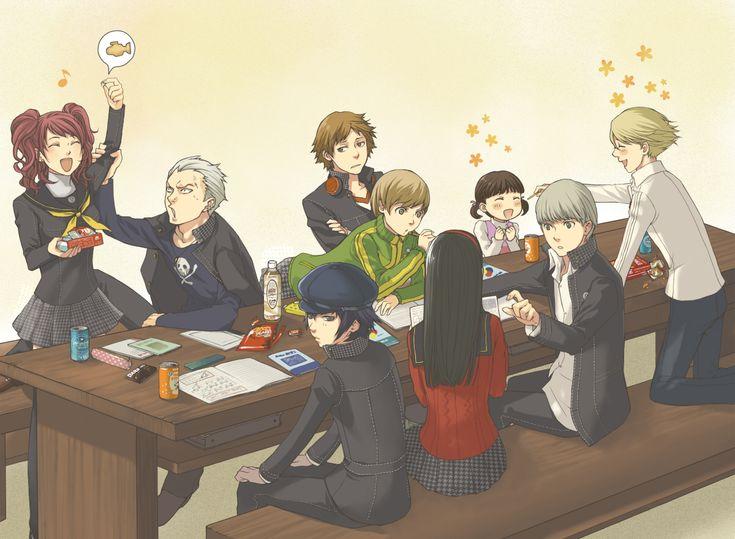 Persona 4 wallpaper
