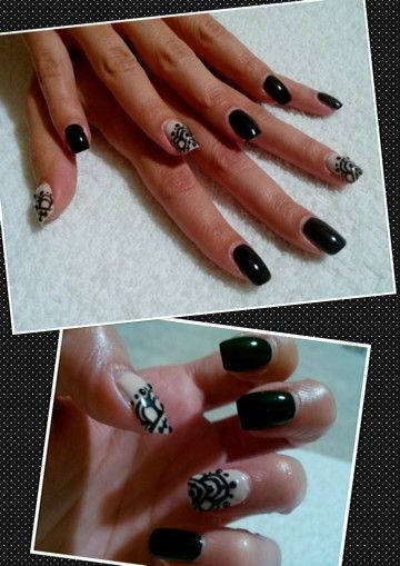 Nails by Mara Andrade