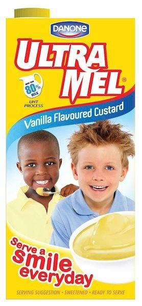 Ultra Mel Custard!