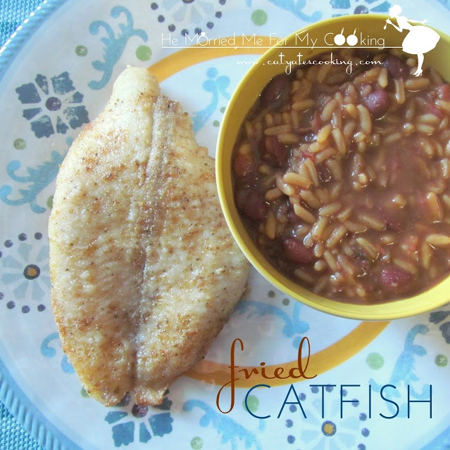 Fried Catfish | recipes I want to make | Pinterest