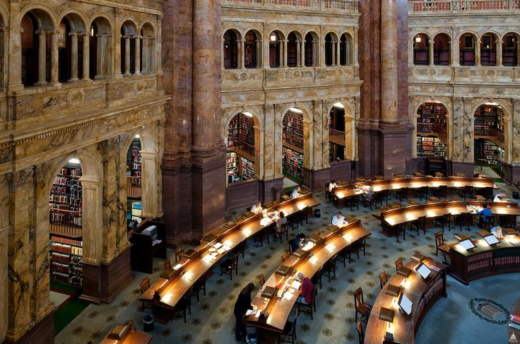 Have you ever been asked a question that you don't know the answer to? It happens to the best of us, luckily the Library of Congress provides resources to help us during these situations.
