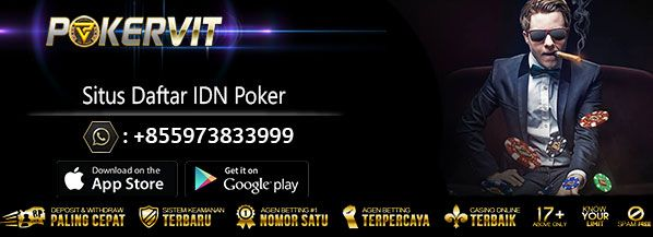 Pin Di Daftar Idn Poker