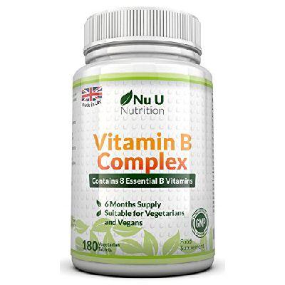 Finde jetzt die besten Vitamin B Komplexe 2018 ✓ Vitamin B Komplex Vergleich ✓ Bestseller ✓ Preis‐Leistungs-Tipp unserer Redaktion ✓ Günstige Deals bereits ab 11,90 € ✓ Experten-Tests und Kundenmeinungen für die besten Vitamin B Komplexe ✓ Jetzt auf TESTIT.DE - dein Testberichte-Portal