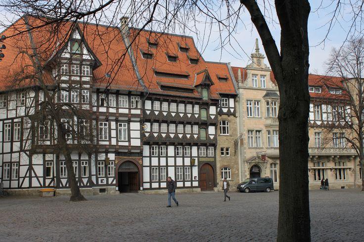 Haus der Handwerkskammer am Burgplatz Stadt braunschweig
