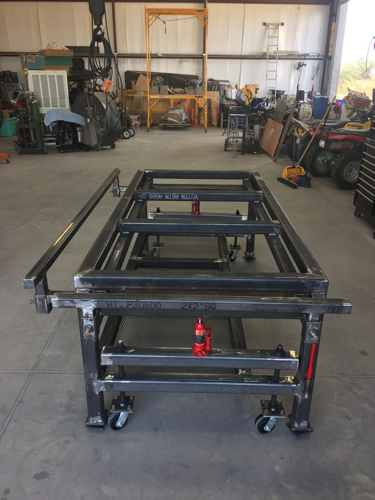 The 25 Best Welding Table Ideas On Pinterest Welding