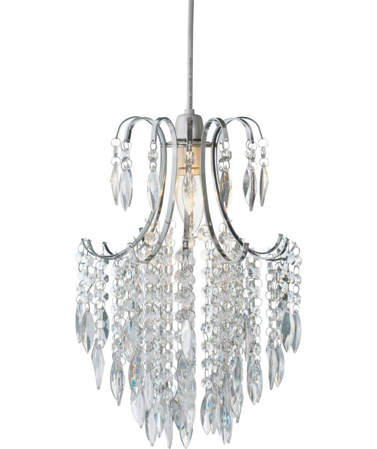 Buy Kirsty Beaded Shade - Clear at Argos.co.uk - Your Online Shop for Lamp shades.