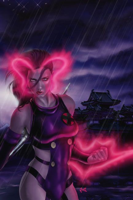 Marvel Psylocke Art 91 best X-Men images o...