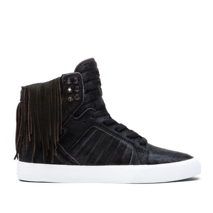 SUPRA SNEAKER SKYTOP - blk/zebra http://wearhouse.gr/female/shoes-1?product_id=7162